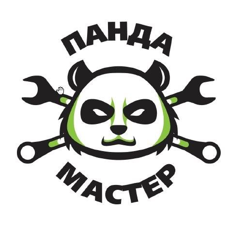 Логотип Панда Мастер